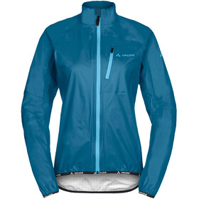 VAUDE Drop III Jacket Women kingfisher